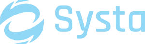 Logotipo da Systa Marketing e Tecnologia